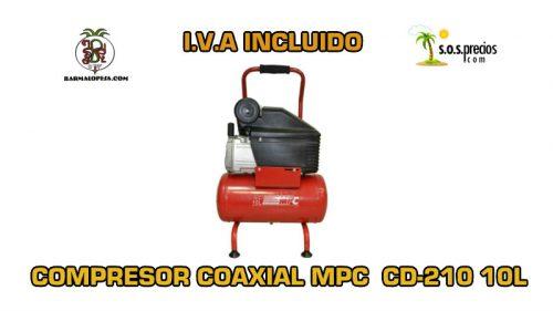 compresor coaxial mpc CD210 1