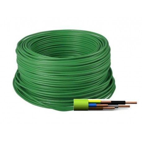 manguera-eléctrica-verde