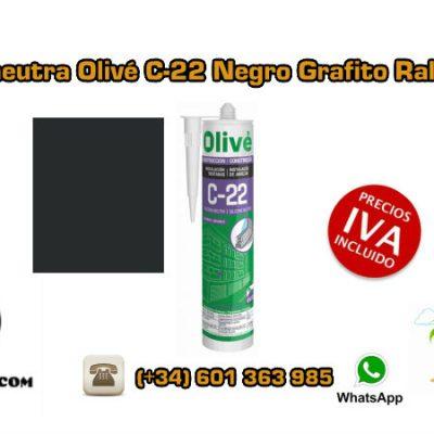 silicona-neutra-olivé-c-22-negra