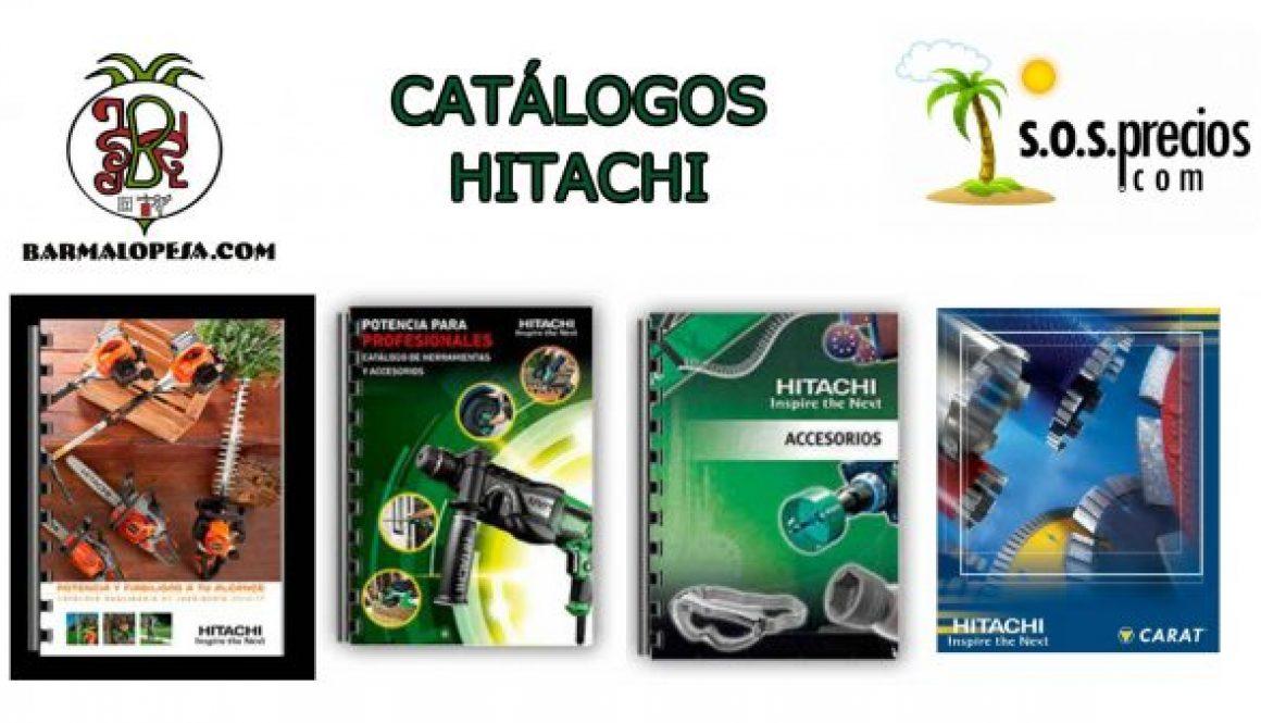 catalogos de Hitachi