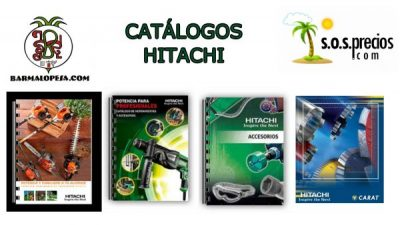 catalogos de Hitachi