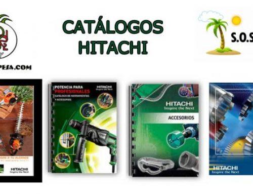 Todos los catálogos de Hitachi: Toda la información