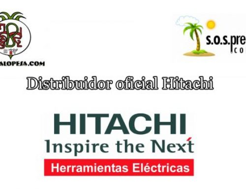 Barmalopesa.com: Distribuidor oficial de Hitachi