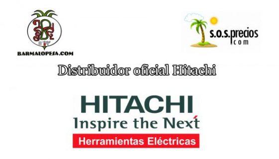 distribuidor oficial de Hitachi