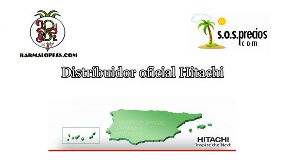 distribuidor oficial de Hitachi 1