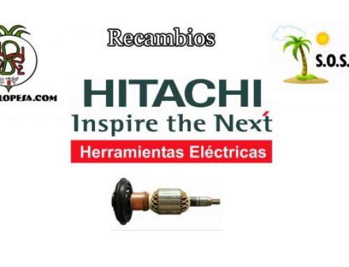 Recambios Hitachi: Todo lo que necesitas saber