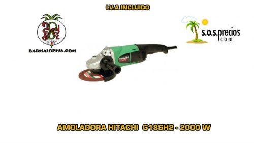 Amoladora Hitachi G18SH2