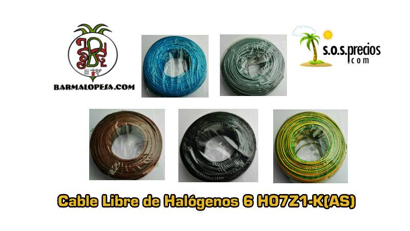 Cable-Libre-de-Halógenos-6-H07Z1-K(AS)