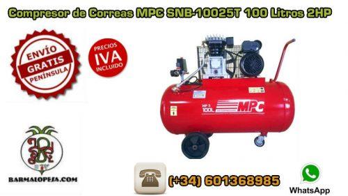 Compresor-de-Correas-MPC-SNB-10025T-100-Litros-2HP