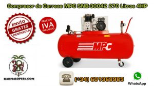 Compresor-de-Correas-MPC-SNB-30042-270-Litros-4HP