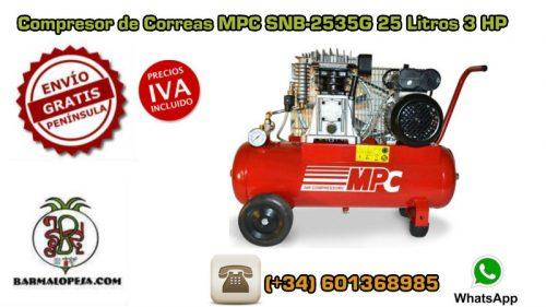 Compresor-de-Trabajo-Continuo-Mpc-SNB-2535G-25-litros-de-déposito-3Hp