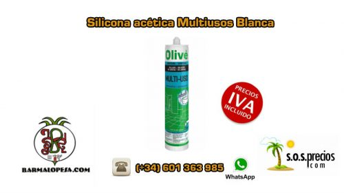 silicona-acética-olivé-multiusos-blanca