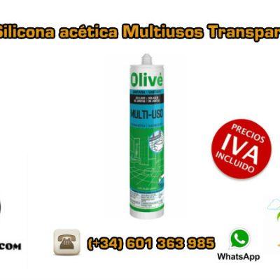 silicona-acética-olivé-multiusos-transparente