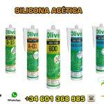 silicona-acetica