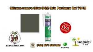 silicona-neutra-olivé-c-22-gris-parduzco-ral-7013