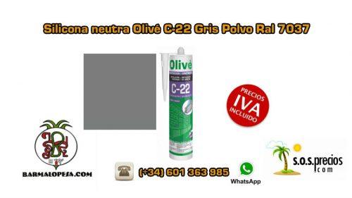 silicona-neutra-olivé-c-22-gris-polvo-ral-7037