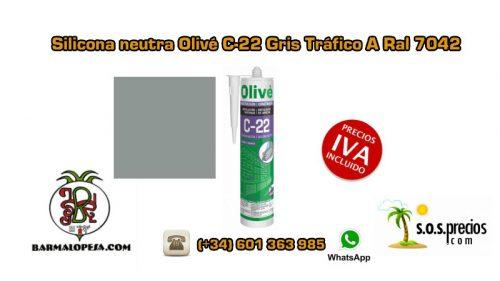 silicona-neutra-olivé-c-22-gris-trafico-a-ral-7042
