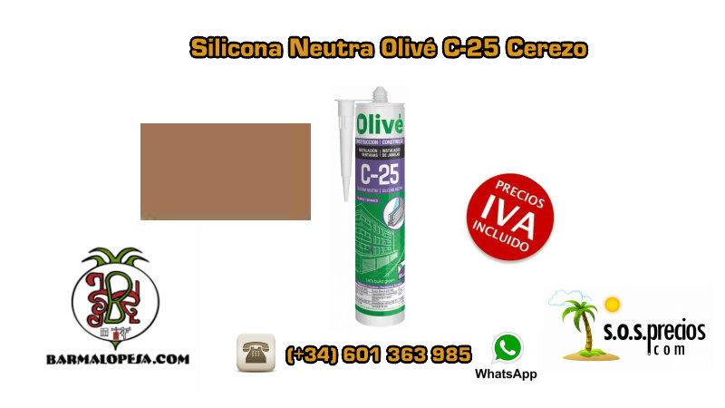 silicona-neutra-olivé-c25-cerezo