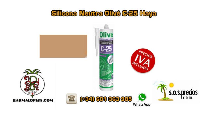 silicona-neutra-olivé-c25-haya