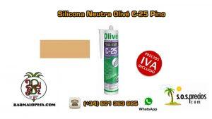 silicona-neutra-olivé-c25-pino