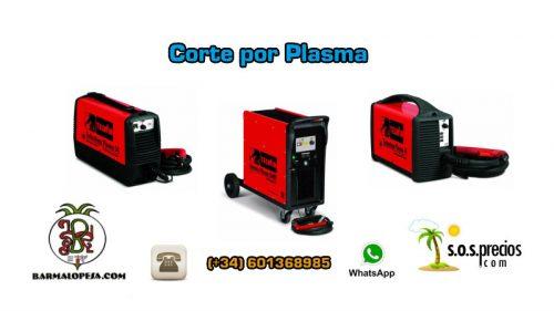 Corte por Plasma (Equipos y accesorios)