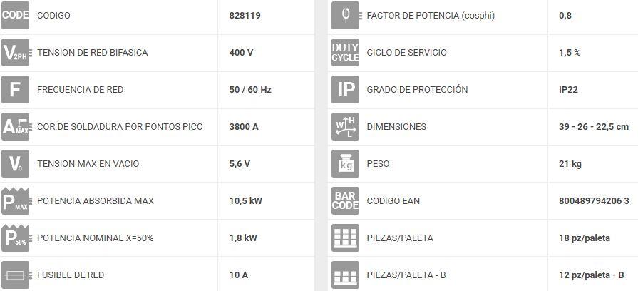 Máquina-de-soldar-por-puntos-Telwin-Digital-Puller-5500-400V-828119-2
