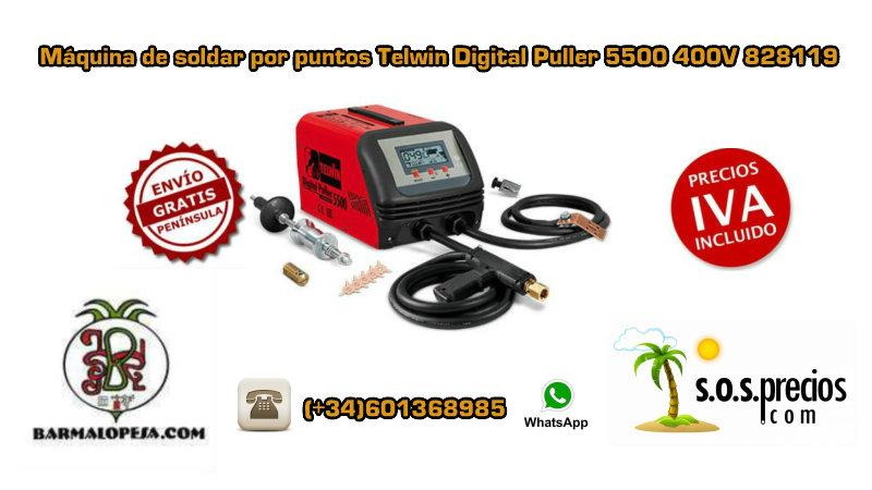Máquina-de-soldar-por-puntos-Telwin-Digital-Puller-5500-400V-828119