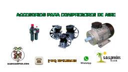 Accesorios para Compresores de Aire