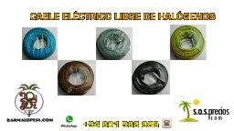 Cable Eléctrico Libre de Halógenos