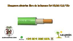 Manguera eléctrica libre de halógenos Rz1-K(AS) 0,6/1Kv