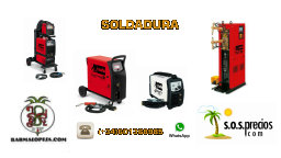SOLDADURA (Equipos y accesorios)