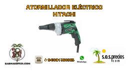 Atornillador Eléctrico Hitachi