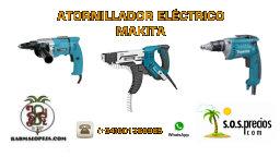 Atornillador Eléctrico Makita