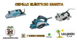 Cepillo Eléctrico Makita