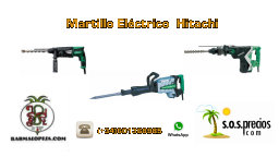 Martillo Hitachi