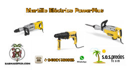 Martillo PowerPlus