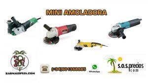 mini-amoladora