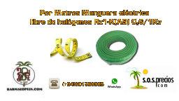 Por Metros Manguera eléctrica libre de halógenos Rz1-K(AS) 0,6/1Kv