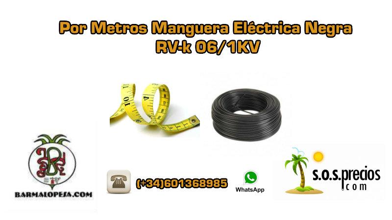 por-metros-manguera-eléctrica-negra-rv-k-06-1kv