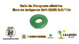 Rollo de Manguera eléctrica libre de halógenos Rz1-K(AS) 0,6/1Kv