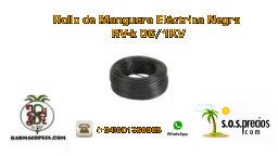 Rollo de Manguera Eléctrica Negra RV-k 06/1KV