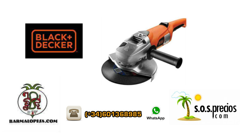 amoladoras-black&Decker