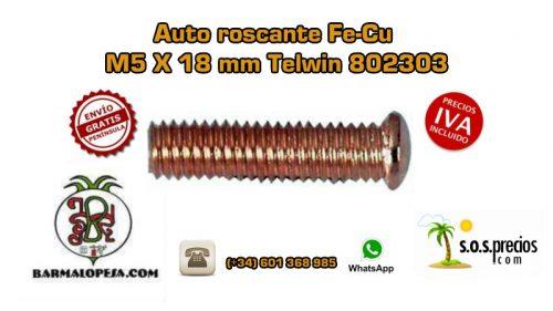 auto-roscante-fe-cu-m5-x-18-mm-telwin-802303