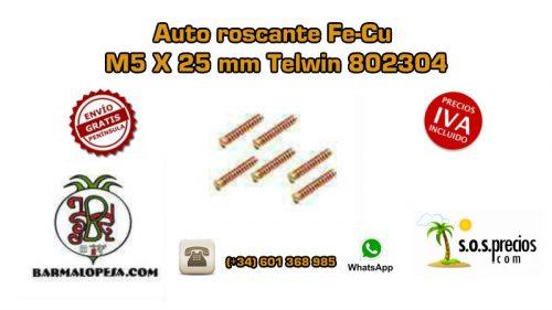 auto-roscante-fe-cu-m5-x-25-mm-telwin-802304