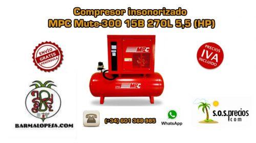 compresor-insonorizado-mpc-mute-300-15b