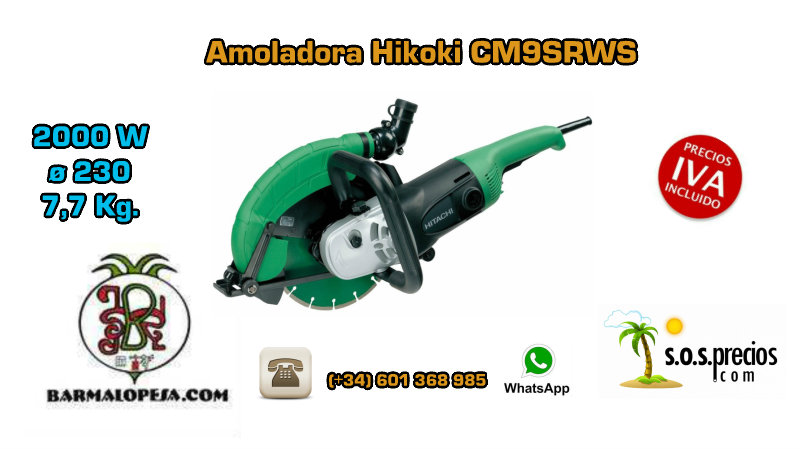 amoladora-hikoki-cm9srws