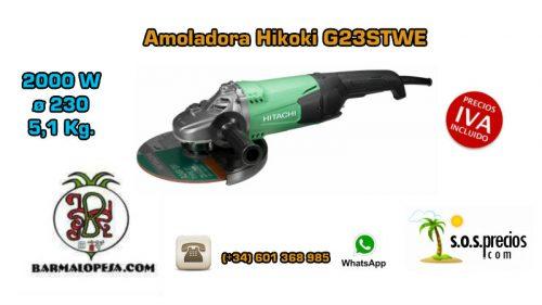 amoladora-hikoki-g23stwe