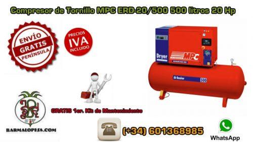 Compresor-de-Tornillo-MPC-ERD-20-500-500-litros-20-Hp
