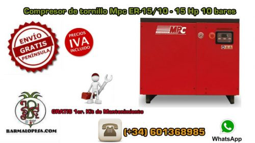 Compresor-de-tornillo-Mpc-ER-15-10-15-Hp-10-bares