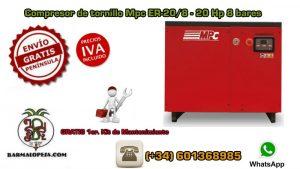 Compresor-de-tornillo-Mpc-ER-20-8-20-Hp-8-bares
